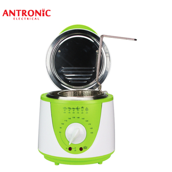Hot Sale small size 2L deep fryer with good after sale service