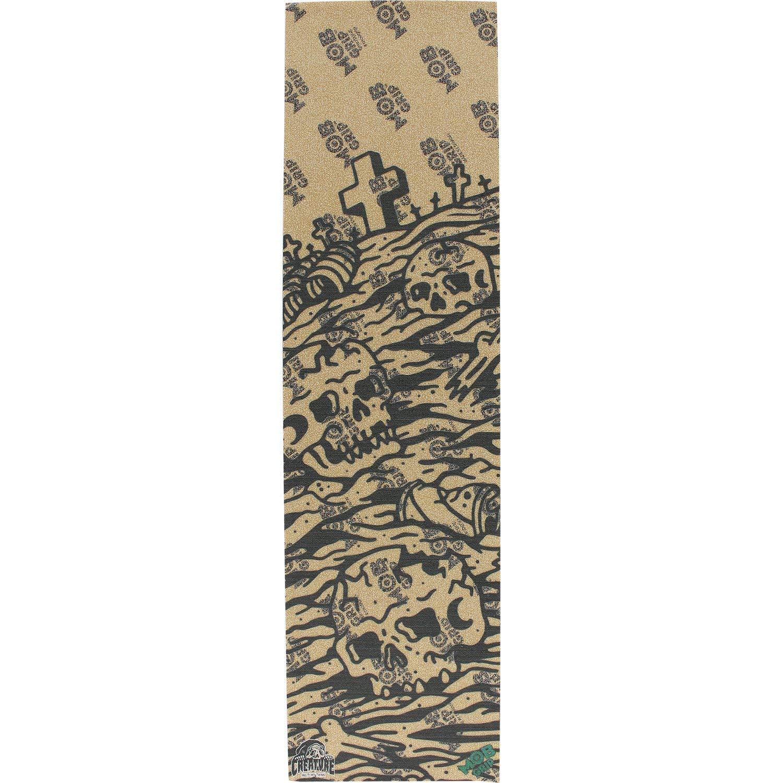 "Creature Skateboards MOB Sketchy Graveyard Clear/Black Griptape - 9"" x 33"""