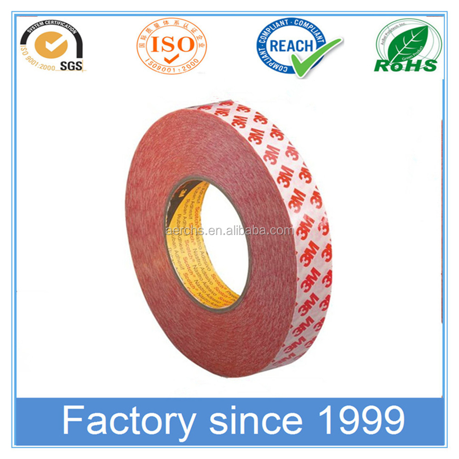Wholesale Car Body Line Strong Adhesive Acrylic vhb Foam Tape