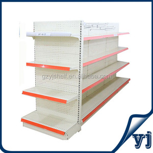 Supermarket furniture grocery store display racks/ heavy-duty supermarket shelf/supermarket hardware rack