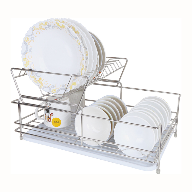 Collapsible Stainless Kitchen Dish Plate Drying Rack Holder  sc 1 st  Alibaba & China Dish And Plate Holder Wholesale ?? - Alibaba
