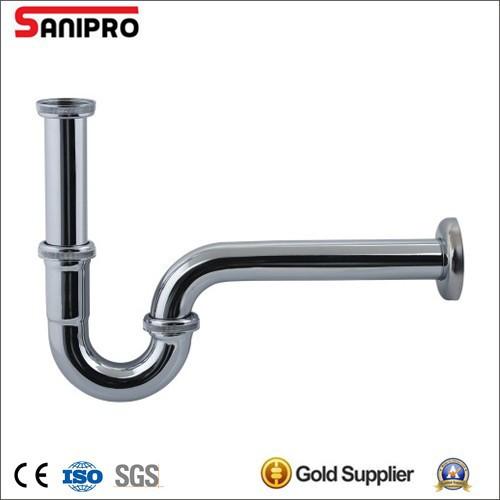Acero inoxidable sanipro o laton ba o sif n para lavabo for Precios accesorios para banos acero inoxidable