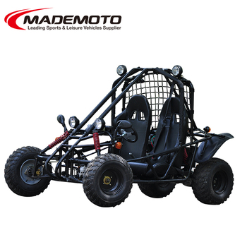 3000w Shaft Drive Two Seat Fast Electric Go Kart For