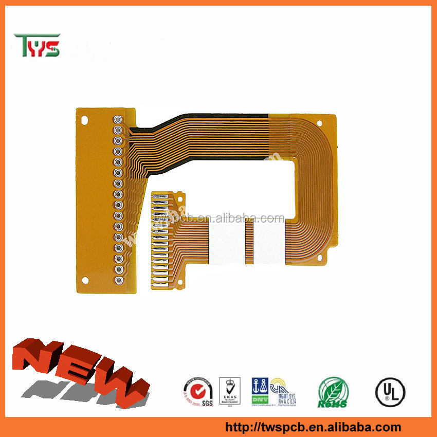 0.8mm pitch fpc connector,flexible pcb,printed circuit board
