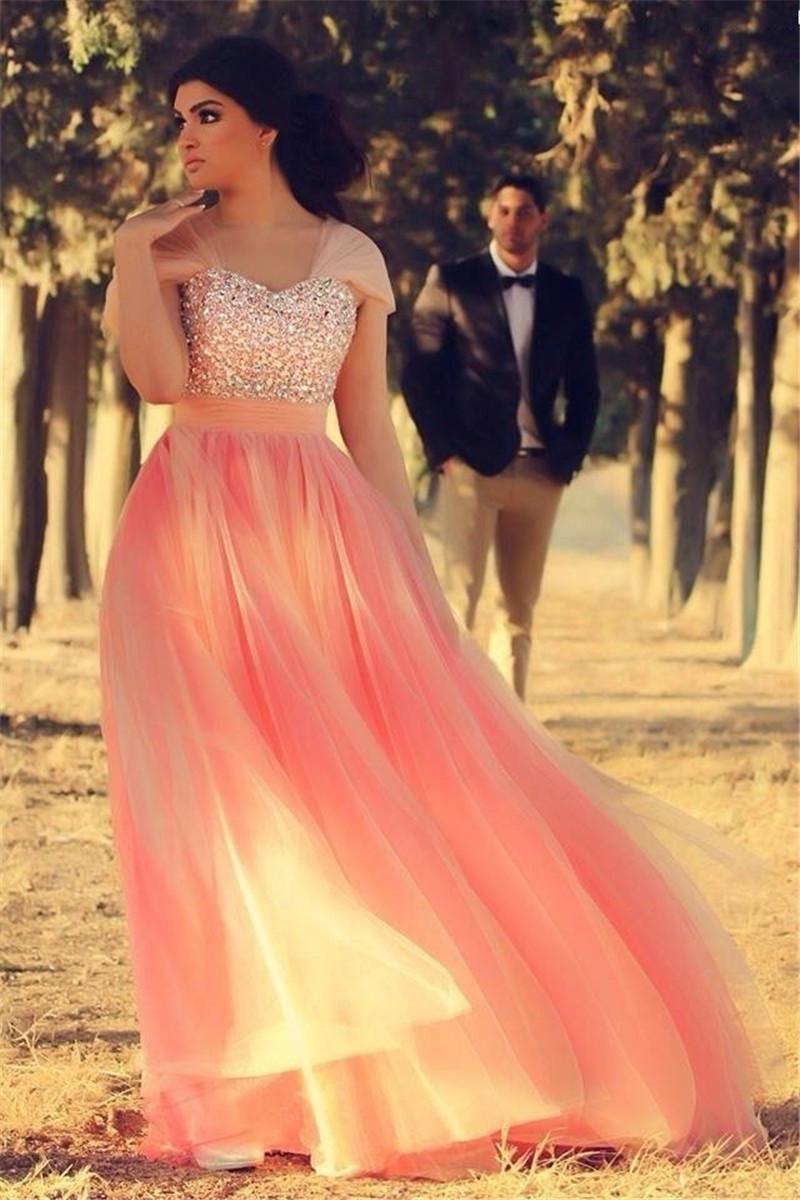 28b3986d0a4 Orange Prom Dresses Plus Size