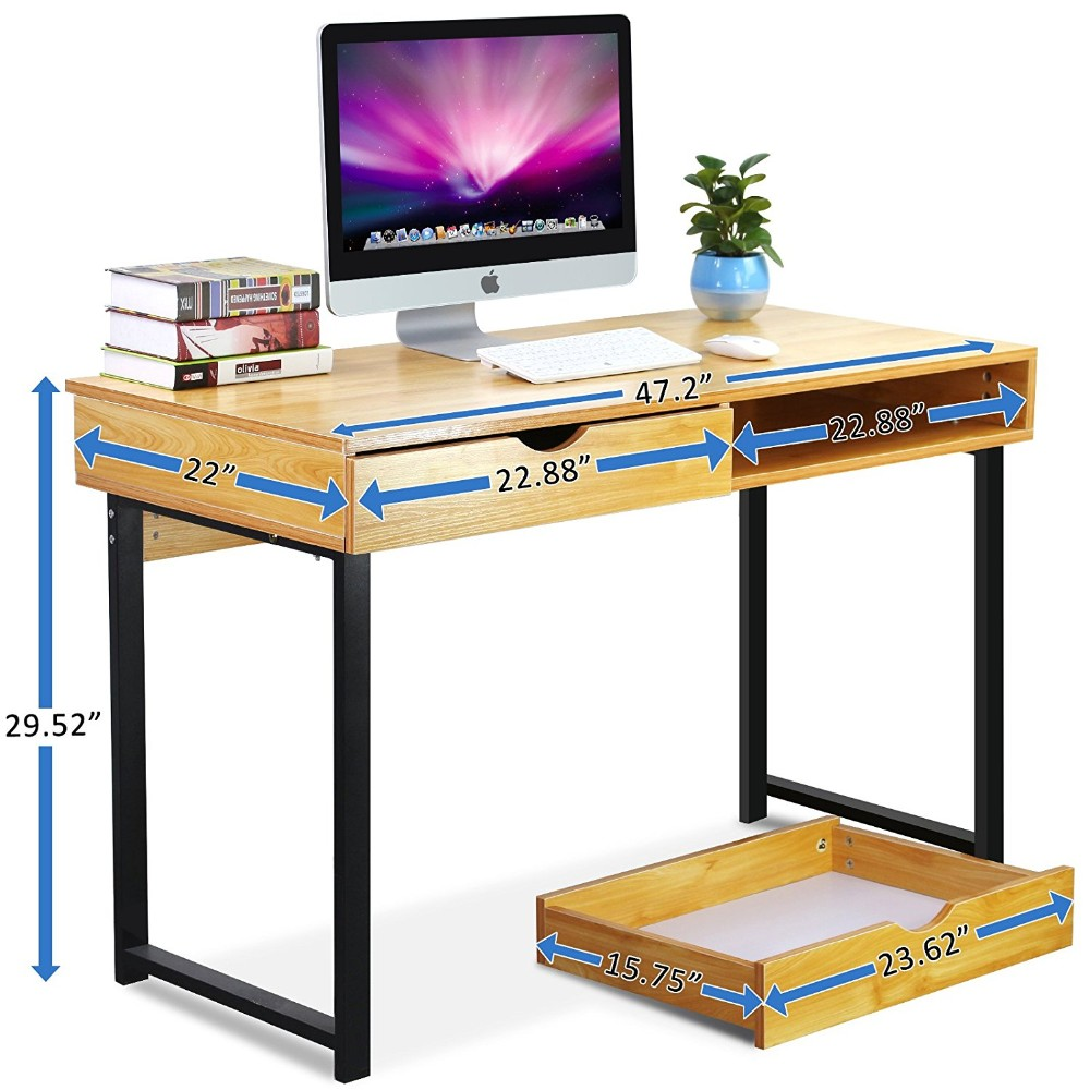 Computer table models with prices - 2017 Latest Office Table Design Wooden Computer Table Models With Prices