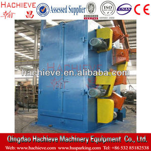 automatic grit blasting equipment for casting
