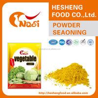 Nasi nice price chicken powder vegetable powder for sale