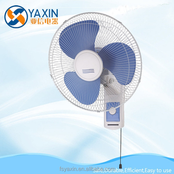 Decorative Wall Mounted Fans 16 inch wall mounted cooling fan/ 16 inch decorative wall fans/ 16