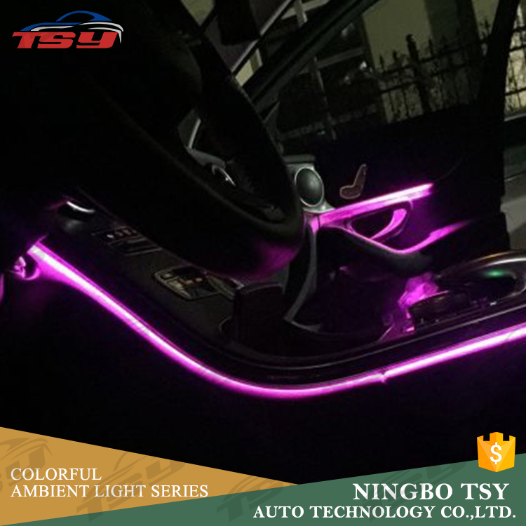 High Quality Interior Ambient Light With Colorful Led Lights For Bmw