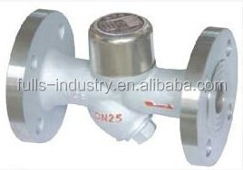 Thermodynamic steam trap / Thermodynamic steam trap valve