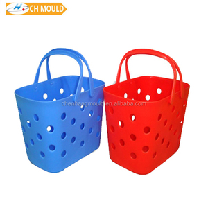 cheap plastic basket injection mold for sale