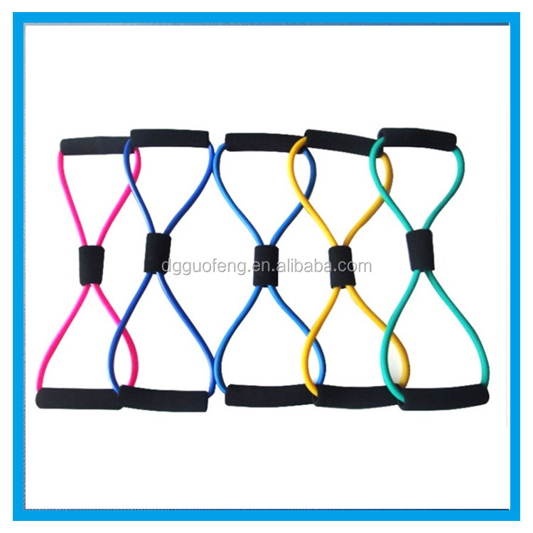 Heavy Resistance Band Exercise Thigh Loop Elastic Rope Yoga <strong>Fitness</strong> Band