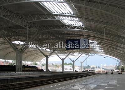 Economic Prices Steel Girder Truss For train station