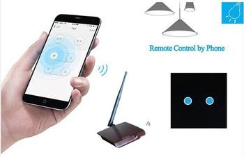 Wifi Remote Control Wireless Light Switch For Smart Home Jj Usb 02ab