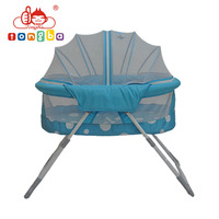 American Oem Folding Compact Baby Bassinet