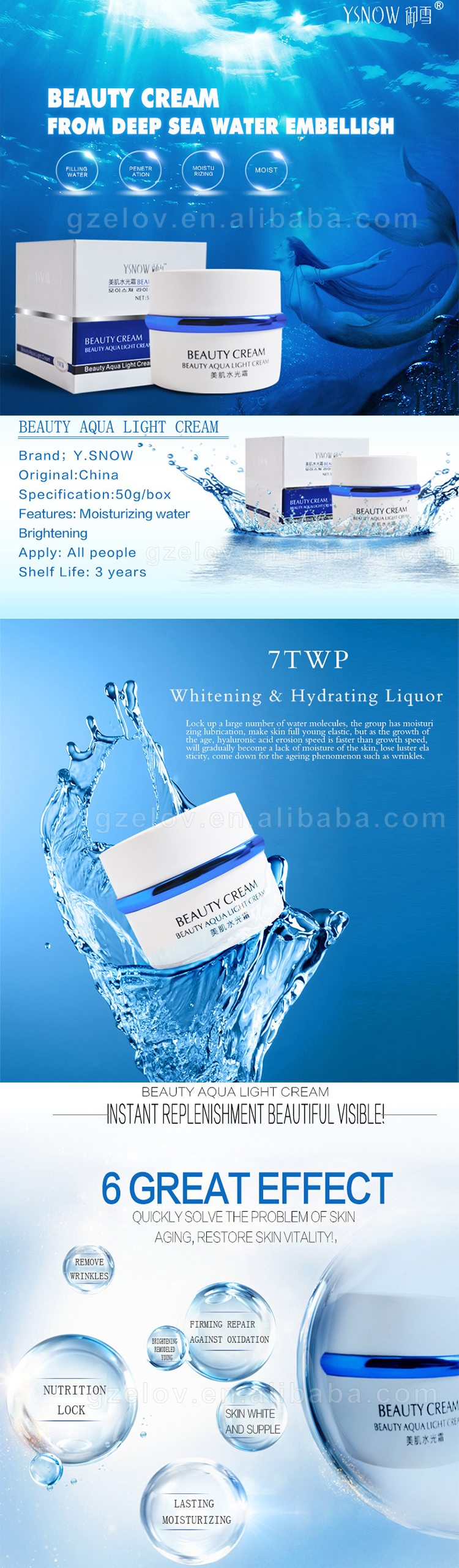 Private Label Skin Care Moisturizing Day Night Facial Lotion Hot Sale Anti-Aging Dark Spot Removing Face Cream
