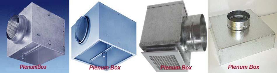 Hvac Air Diffuser Unit Boot Ceiling Plenum Box - Buy Hvac