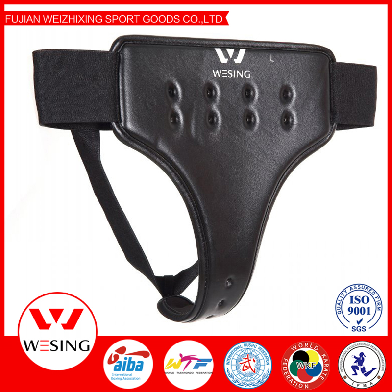 Wesing female groin protector groin guard for training or competition