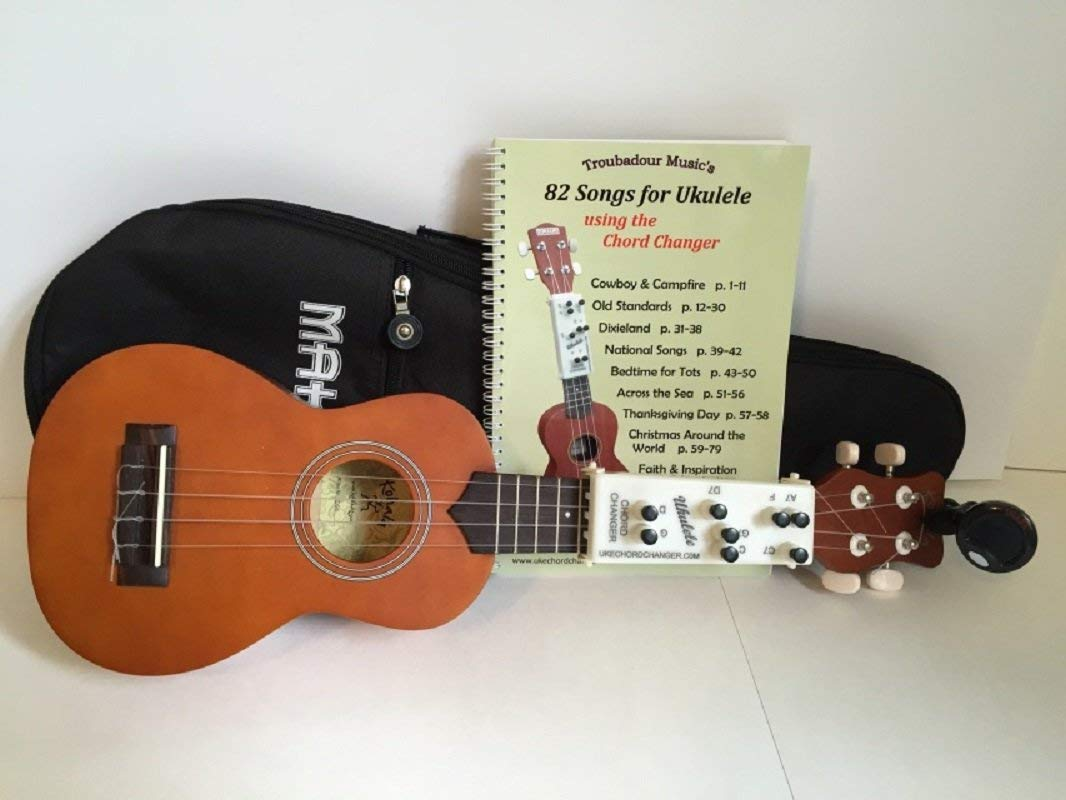 Cheap Free Ukulele Chord Chart Find Deals How To Read Diagrams Or Stamps Get Quotations Gift Set With Changer