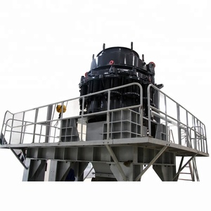 Chinese wholesale suppliers heavy equipment quarry cone crusher cs for sale