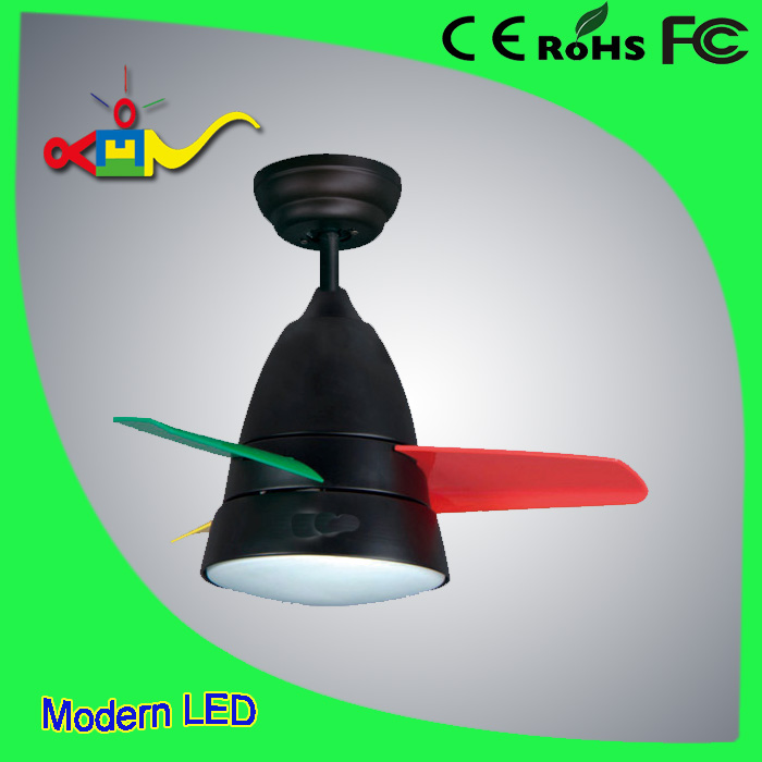modern lighting 36 inch high quality celing fan with light remote
