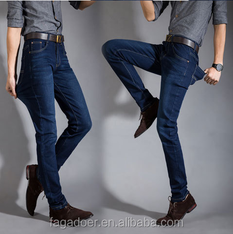 Jeans products type and men gender integral jeans/casual slim fit jeans for men