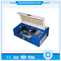 mini laser cutting engraving machine low cost small plastic laser cutter With Co2 Laser