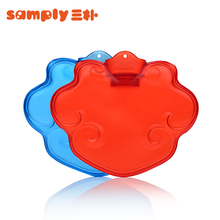 2000ml rubber hot water bag red colour and very cute
