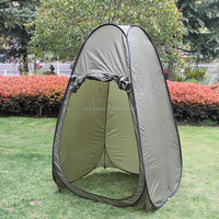 Poray Portable Pop up shower Privacy Tents with bag