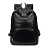 Factory fashion 100% wholesale competitive price backpack custom mens leather backpack