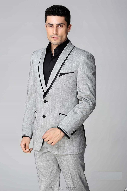 2019 Wholesale Mens Wedding Suits Groom Coat Tuxedo Blazer Trouser