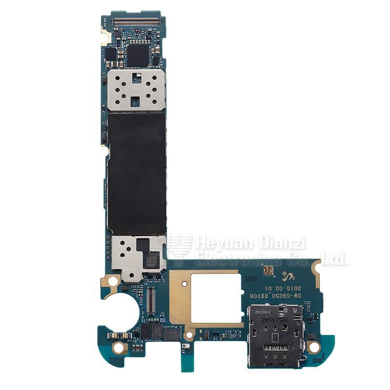 100% Original mainboard For Samsung Galaxy S6 G920f g925f