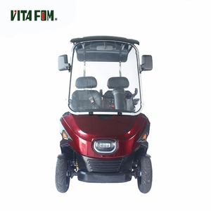 Four 4wheel Two Seater Mobility Scooter 2 Seat Electric
