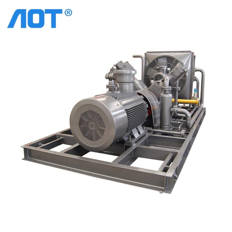 Natuurlijke Gas Lucht/water Cooling Producent Gecombineerd Air-compressor Machine Compressor Fabrikant