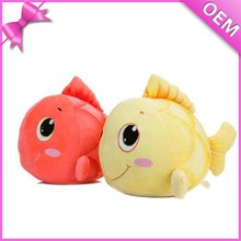 Simple And Cute Style Cheap Plush Toy 15 CM Plush Goldfish JZZN-GF001