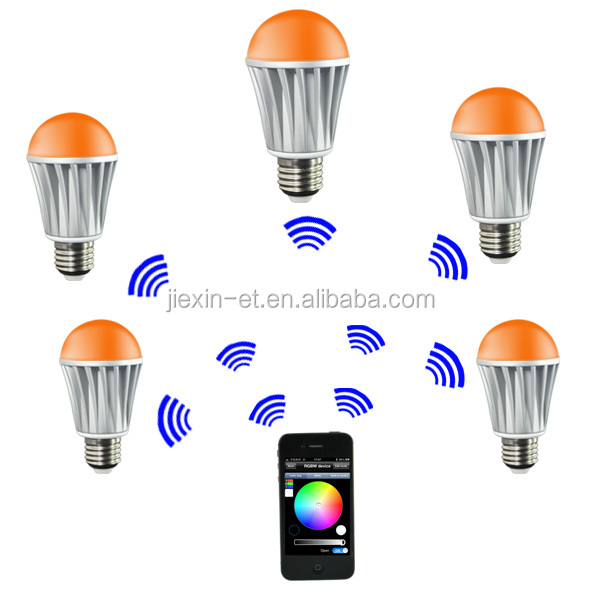 2016 Worldwide Distributors Wanted Smart Led Bulb Wifi With Remote ...