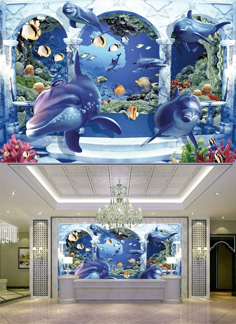 Hs2572 Foshan 3d Tiles For Bedroom,3d Porcelain Tile,3d Inkjet ...