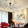 chandeliers & pendant lights edison style light bulbs A19 A60 interior indoor houseware residential ceiling light