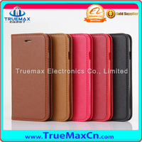 Wholesale Alibaba for iPhone 6S Case Stand Moblie Phone Leather Wallet Cover for iPhone 6 Flip Case