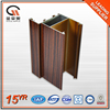 CNC machine extrusion furniture profiles of wood aluminium