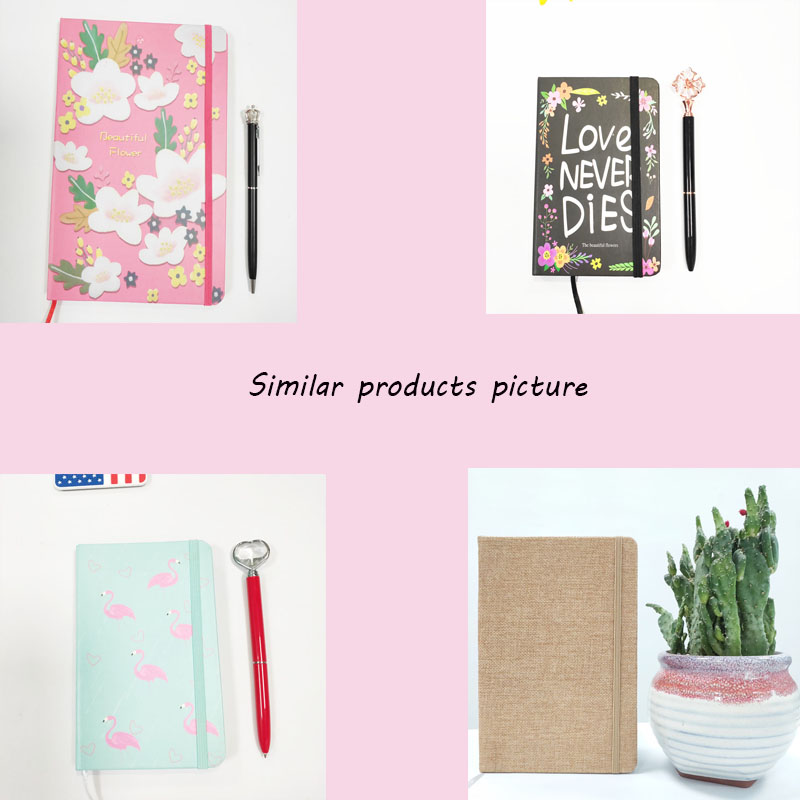 2019 New Design Creative Liquid PVC Cover Notebook Girls Birthday Party Gifts Unicorn Gift Notebook