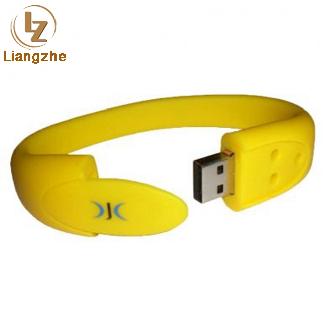 usb flash drives usb memory stick color wrist band 8g 16g 32g flash memory usb flash drive wholesale