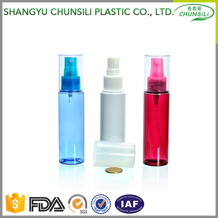 Good Quality Fashion plastic bottle with <strong>spray</strong>