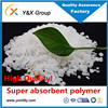 Acrylic polymer potassium based SAP water wetting agent