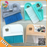 Hot selling Mini brush with dustpan set,mac cleaning set,desktop cleaning set