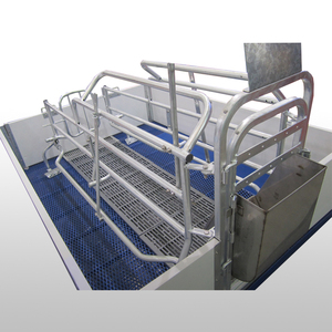 Used Poultry Equipment Farrowing Cage