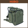 wholesale directly from factory waterproof ourdoor hunting fishing stool backpack