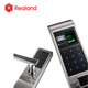 Realand F1 Double Sided Biometric Fingerprint Door Lock Manufacture with OEM Design
