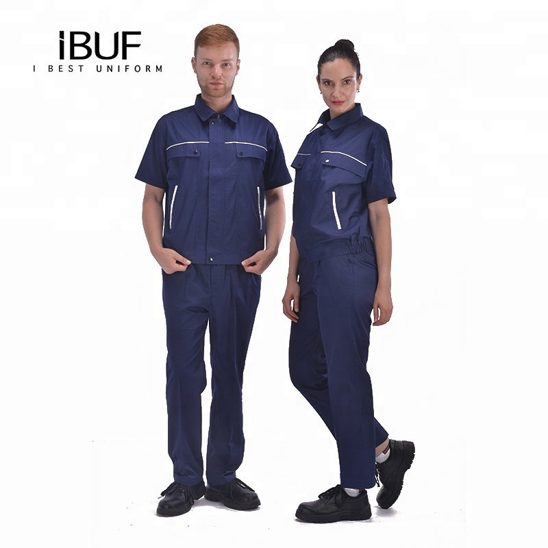 Uniformes de mantenimiento uniforme de travail dames bureau construction